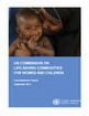 UN Commission on Life-Saving Commodities for Women and Children: Commissioners' Report